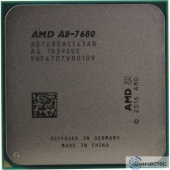 CPU AMD A8 X4 7680 OEM {3.8ГГц, 2Мб, SocketFM2+}
