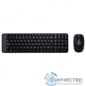 920-003169 Logitech Wireless Combo MK220 Black USB