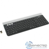920-008043 Logitech Multi-Device Wireless Keyboard K780