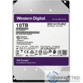"10TB WD Purple (WD101PURZ) {Serial ATA III, 5400- rpm, 256Mb, 3.5""}"